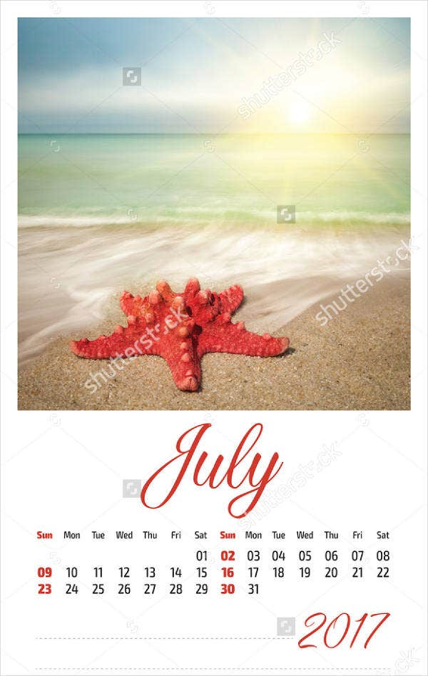 landscape-photo-calendar-template