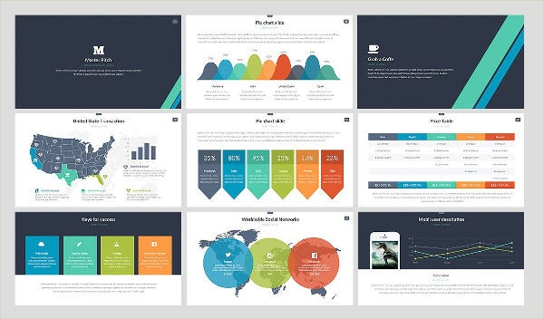 Powerpoint slide template 9 free ppt pptx format for Free slide templates