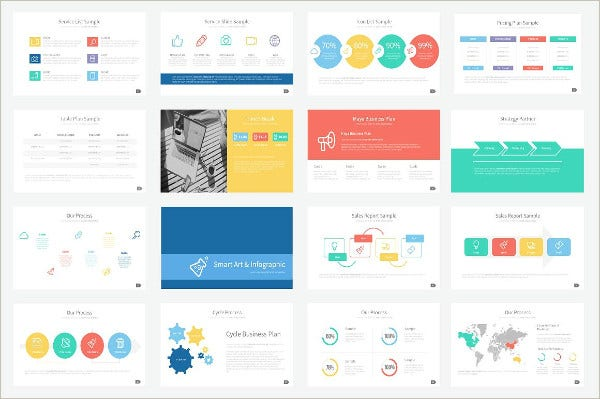 Professional Powerpoint Slide Template
