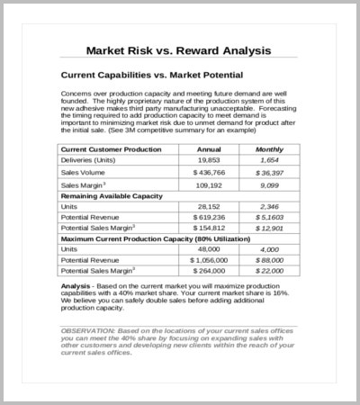market research analysis report3