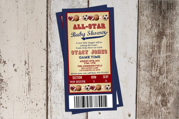 printable ticket template 8 free psd vector ai eps format