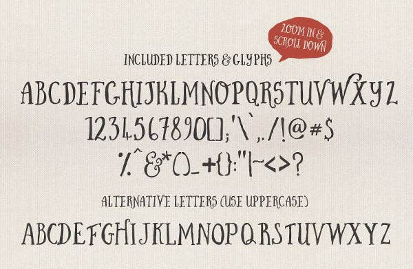 8 Block Letters Fonts Ttf Otf Format Download Free Premium