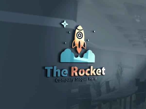 Rocket Company Logo