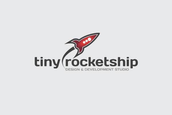 rocket ship logo