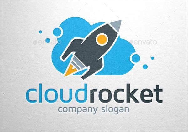 cloud rocket logo
