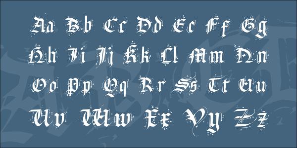 Arrow Bold Font