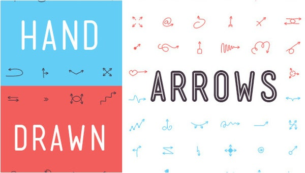 arrowfonts2