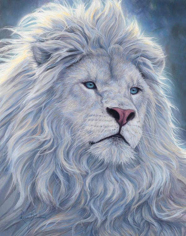 White Lion Art