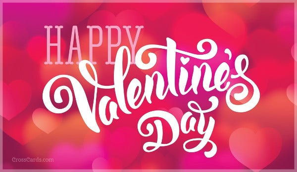 9 Free Printable Valentines Day Cards Free Sample Example
