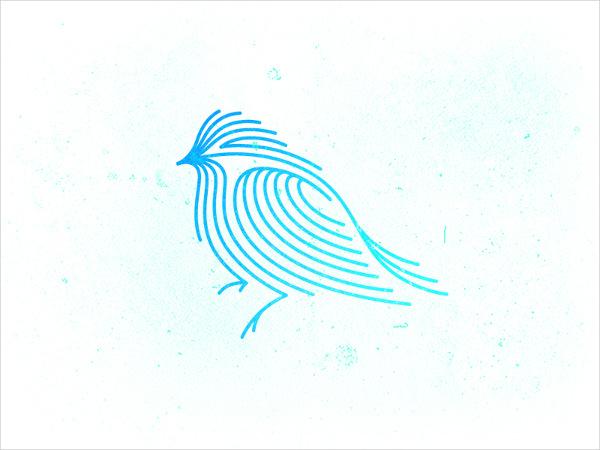 Indigo Bird Logo