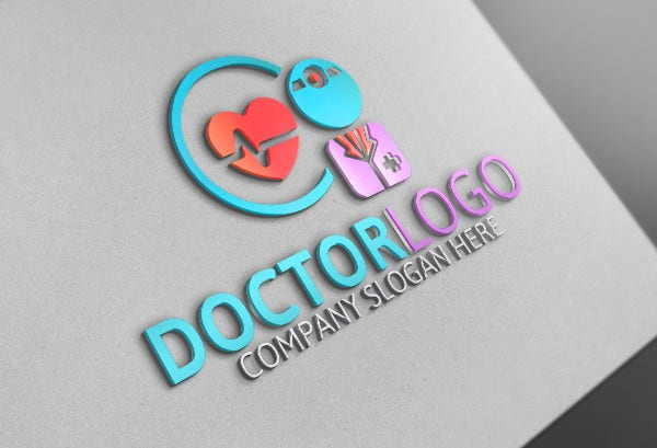 Medical Doctor Logo
