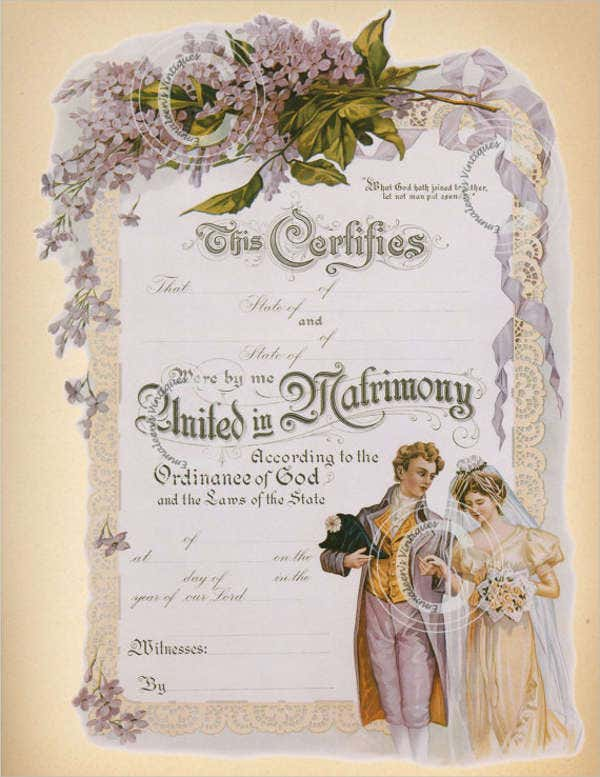 printable-vintage-marriage-certificate