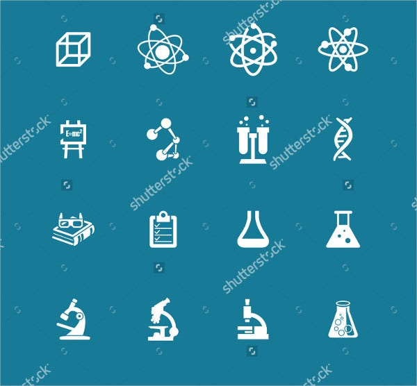 vector-science-icons