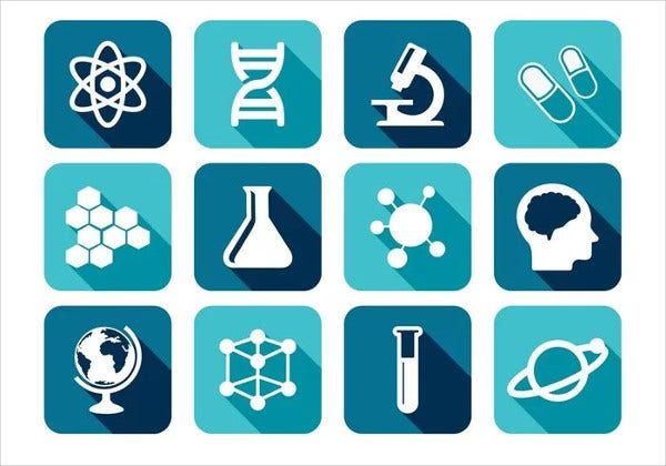 free-science-icons