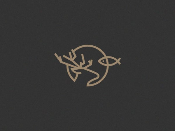 fishing-hunting-logo