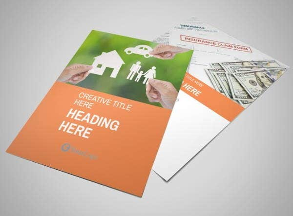 family-insurance-flyer