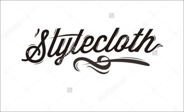 business clothing logo