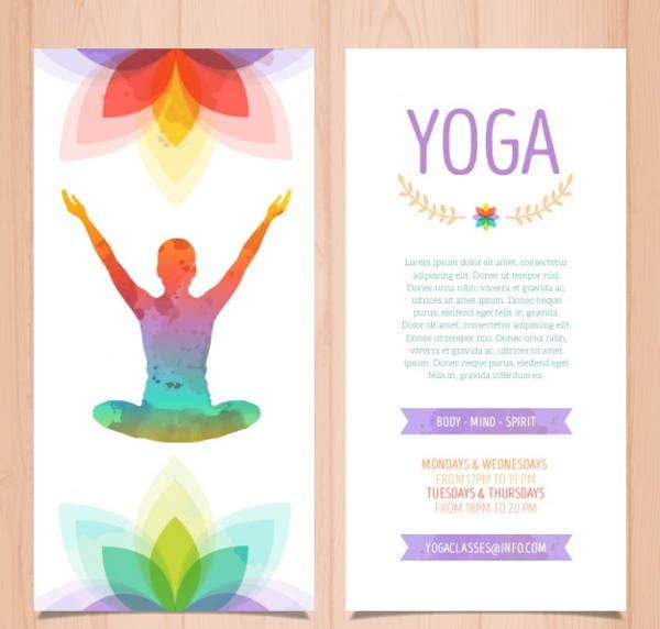colorful-yoga-brochure