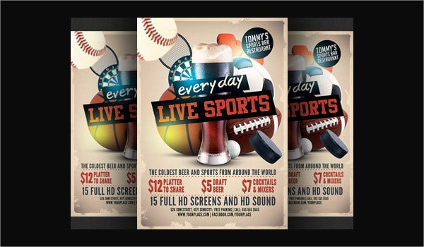 Baseball Flyers - 14+ Free PSD, Vector AI, EPS Format Download ...