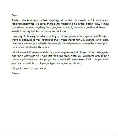 apology letter to boyfriend1