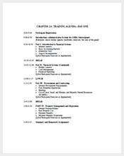 Sales-Training-Agenda-Template