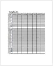 Printable-Weekly-Agenda-Template-Free