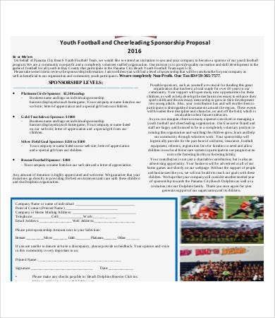 sports sponsorship proposal - Monza berglauf-verband com