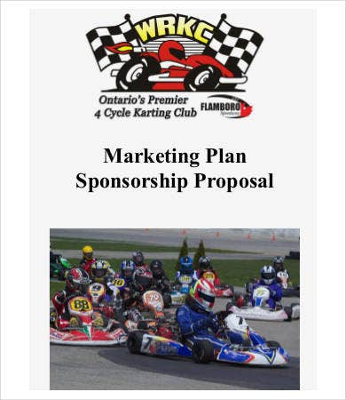 marketing sponsorship proposal