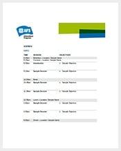 Special-Event-Agenda-Template