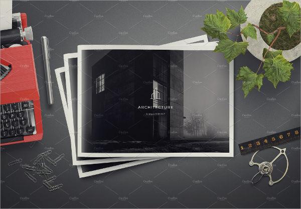 Architecture Landscape Brochure