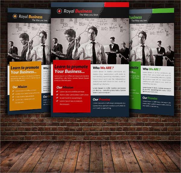 Business Media Flyer