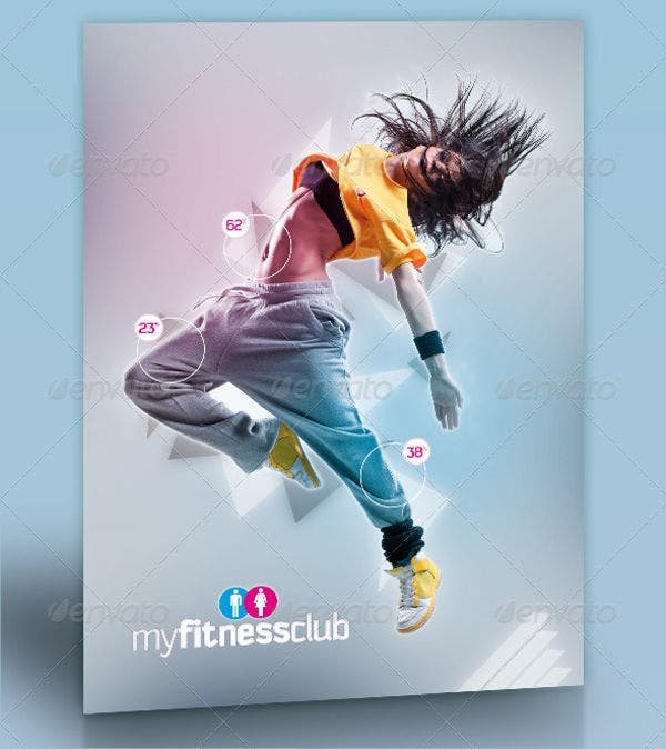 Gym Fitness Brochure
