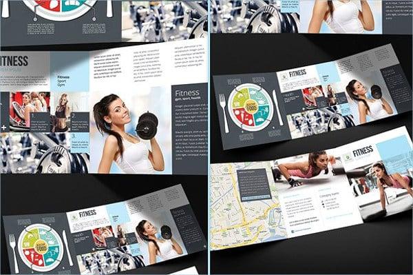 Sport Fitness Brochure