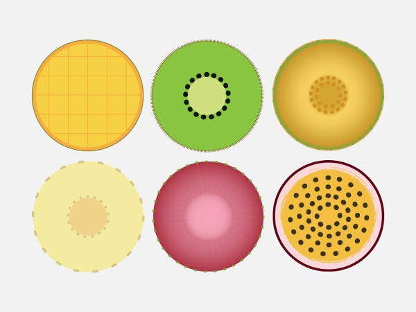 circle-fruit-icons