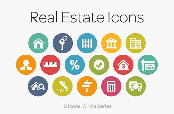real-estate-circle-icons