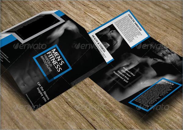 Men's Fitness Brochure