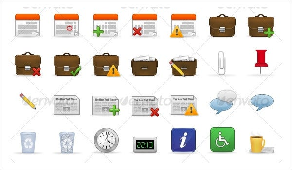 Web and Software Icons