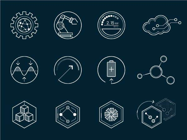 software concept icons