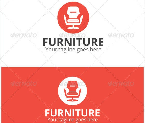 Furniture Logo Template