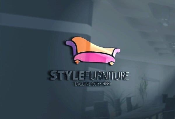 branding furniture logo