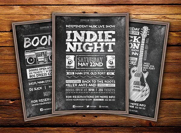 night-chalkboard-flyer