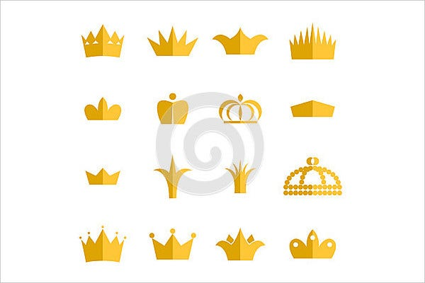 crown clip art vector2