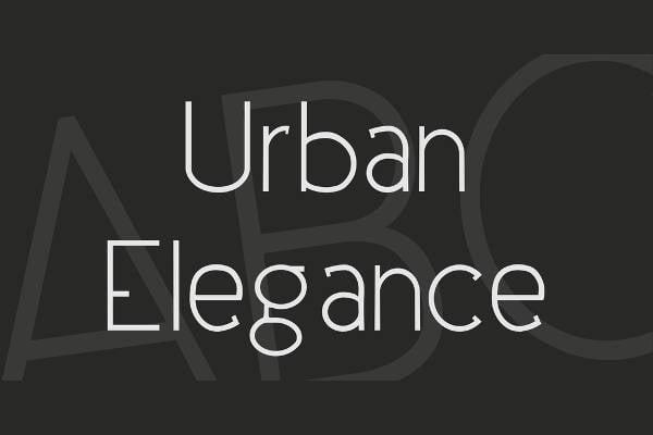 modern-urban-font
