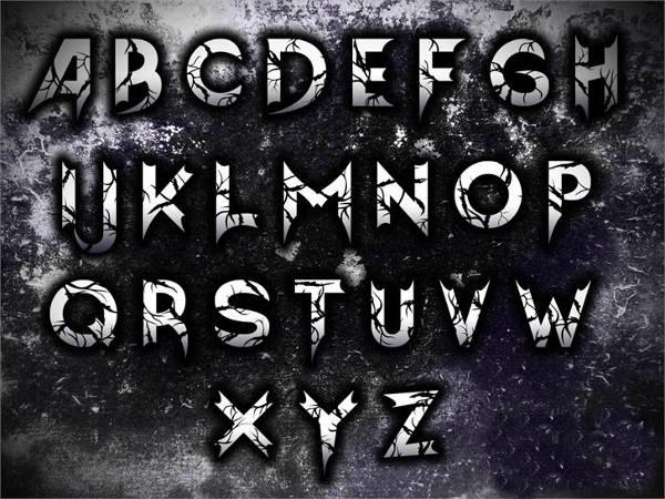 urban letter font