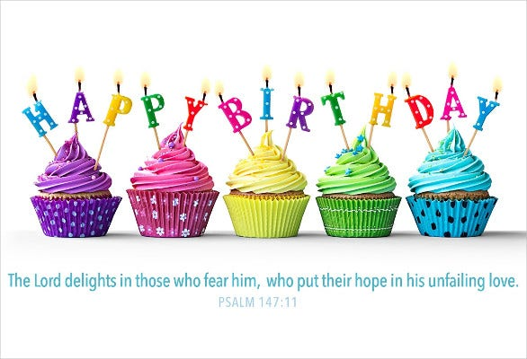 Free Printable Birthday Cards Premium Templates