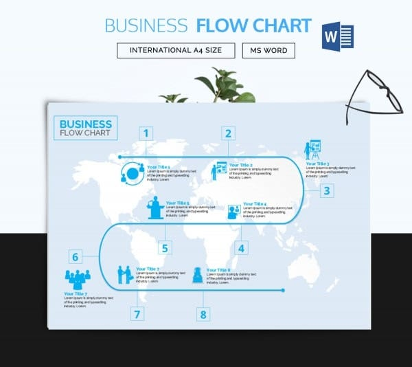44 flow chart templates free sample example format download business distribution flowchart template download friedricerecipe Images