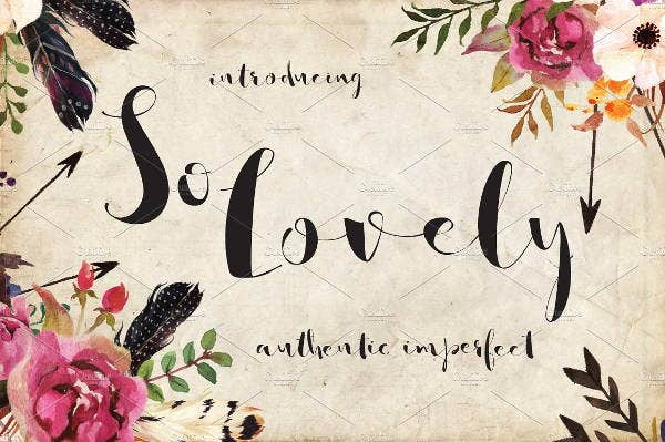 Happy Birthday Typography Cursive ~ 9 love fonts ttf otf format download free & premium templates