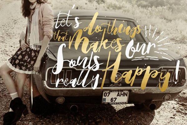 vintage-love-font