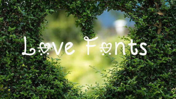 lovefonts