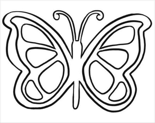 cool-butterfly-coloring-page